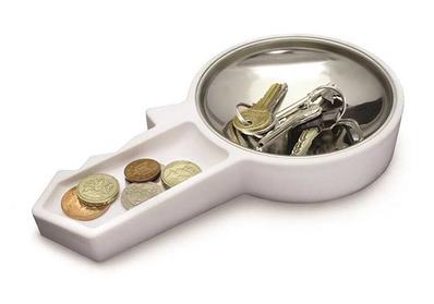 Bozuk Para ve Anahtar Tabağı - Thumbnail