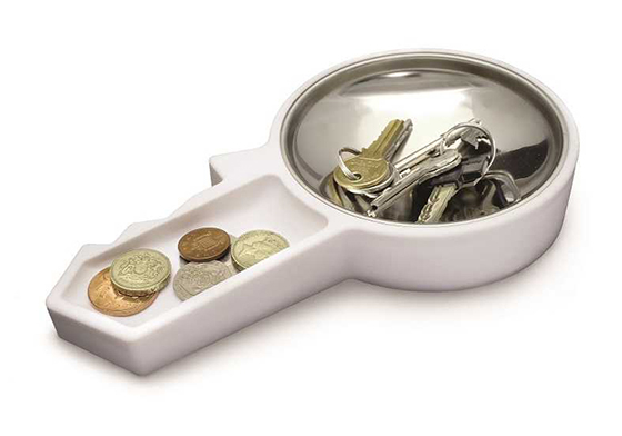 Bozuk Para ve Anahtar Tabağı