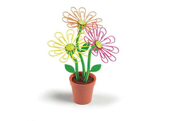 Çiçek Şeklinde Ataş Seti