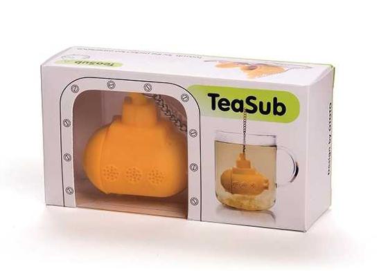 Denizaltı Çay Demleme Aparatı