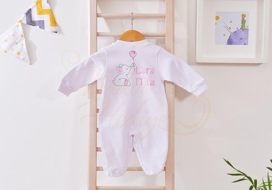 Filli Bebek Tulumu - Kişiye Özel Bebek Tulumu - Thumbnail
