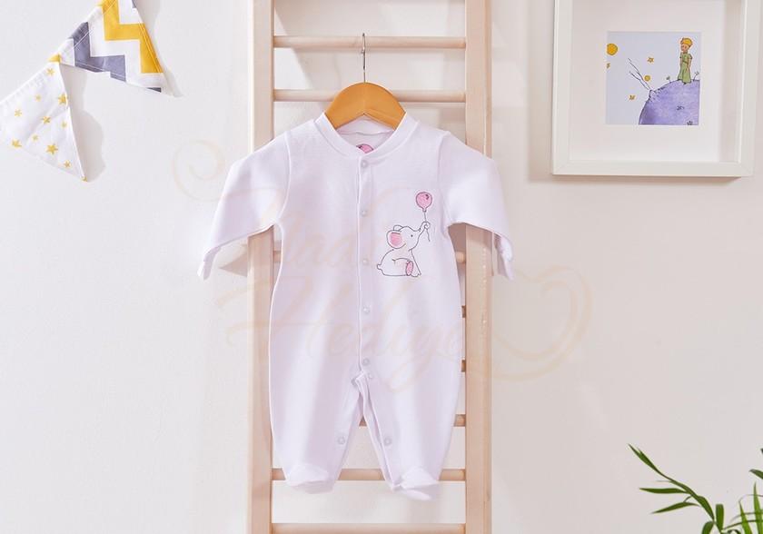 Filli Bebek Tulumu - Kişiye Özel Bebek Tulumu