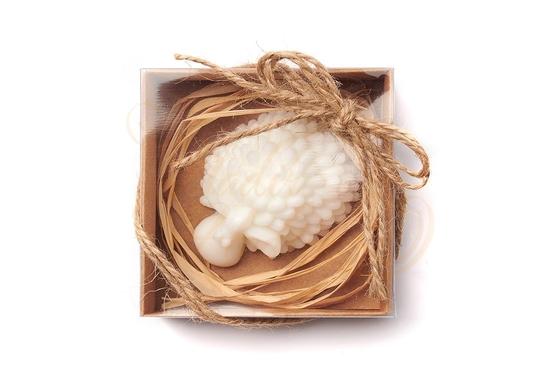 Kuzu Kokulu Sabun Bebek Hediyeliği - Thumbnail