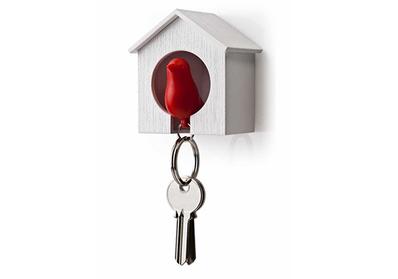 Minik Serçe Anahtar Askısı - Thumbnail