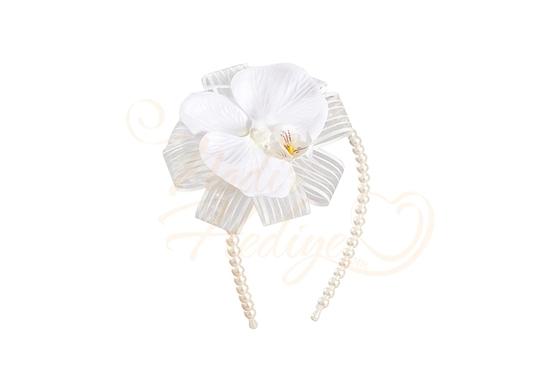 Orkideli Lohusa Terlik Seti - Thumbnail