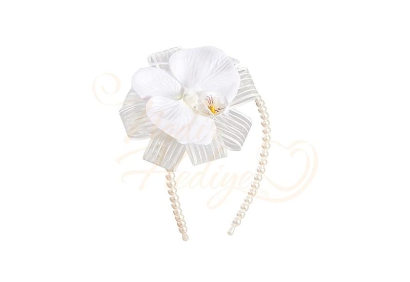 Orkideli Lohusa Terlik Seti