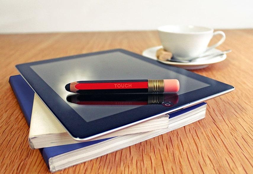 Retro Dokunmatik Kalem