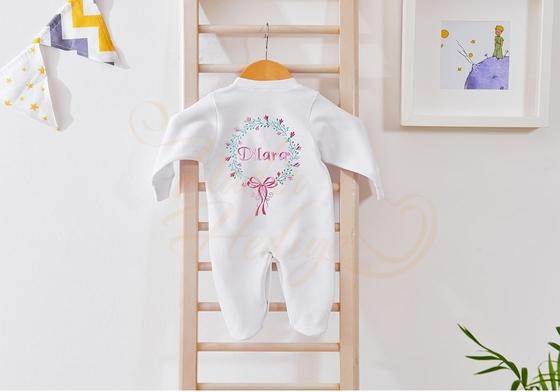 Yeni Doğmuş Bebek Tulumu - Thumbnail